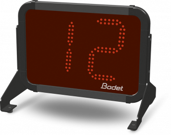 Bodet - Possession time display for 3x3 basketball - BTX 6002 SOLO